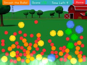 Jan 14 Minigame bouncy balls